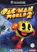 jaquette Gamecube Pac Man World 2