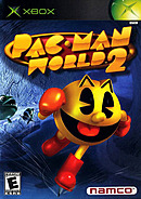 jaquette Xbox Pac Man World 2