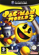 jaquette Gamecube Pac Man World 3