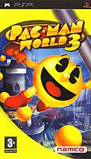 jaquette PSP Pac Man World 3