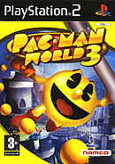 jaquette PlayStation 2 Pac Man World 3