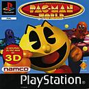 jaquette PlayStation 1 Pac Man World