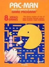 jaquette Atari 2600 VCS Pac Man