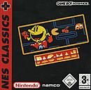 jaquette GBA Pac Man