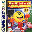 jaquette Gameboy Pac Man