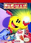 jaquette Nes Pac Man