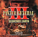 jaquette PC Panzer General III Scorched Earth