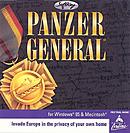 jaquette PC Panzer General