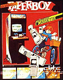jaquette Commodore 64 Paperboy