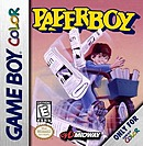 jaquette Gameboy Paperboy