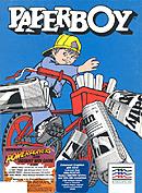 jaquette PC Paperboy