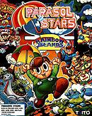 jaquette Amiga Parasol Stars