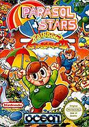 jaquette Atari ST Parasol Stars