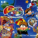 jaquette PC Engine CD ROM Parasol Stars