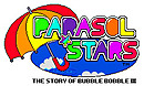jaquette Wii Parasol Stars