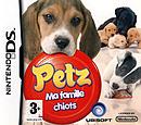 jaquette Nintendo DS Petz Ma Famille Chiots