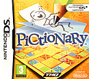 jaquette Nintendo DS Pictionary
