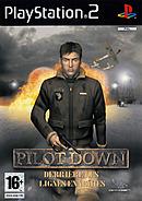 jaquette PlayStation 2 Pilot Down Derriere Les Lignes Ennemies