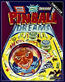 jaquette Amiga Pinball Dreams