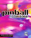 jaquette Amiga Pinball Illusions