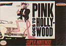 jaquette Super Nintendo Pink Goes To Hollywood