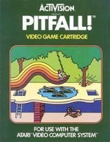jaquette Atari 2600 VCS Pitfall