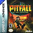 jaquette GBA Pitfall Harry L Expedition Perdue