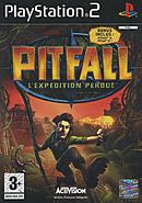 jaquette PlayStation 2 Pitfall Harry L Expedition Perdue