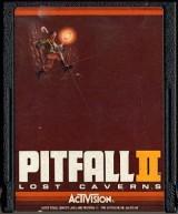 jaquette Atari 2600 VCS Pitfall II Lost Caverns