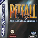 jaquette GBA Pitfall The Mayan Adventure