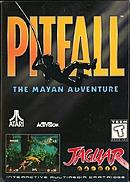 jaquette Jaguar Pitfall The Mayan Adventure