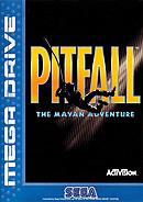 jaquette Megadrive Pitfall The Mayan Adventure