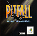 jaquette PC Pitfall The Mayan Adventure