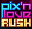 jaquette PlayStation 3 Pix n Love Rush