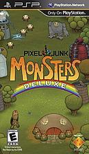 jaquette PSP PixelJunk Monsters Deluxe