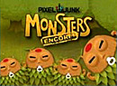 jaquette PlayStation 3 PixelJunk Monsters Encore