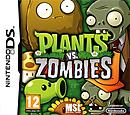 jaquette Nintendo DS Plantes Contre Zombies