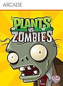jaquette Xbox 360 Plantes Contre Zombies