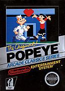 jaquette Nes Popeye