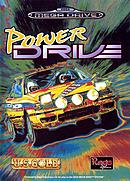 jaquette Megadrive Power Drive