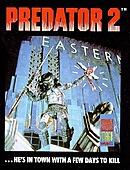 jaquette Amiga Predator 2
