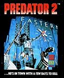 jaquette Amstrad CPC Predator 2