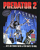 jaquette Atari ST Predator 2