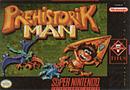 jaquette Super Nintendo Prehistorik Man