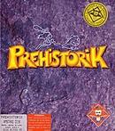 jaquette Amstrad CPC Prehistorik