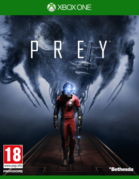 jaquette Xbox One Prey