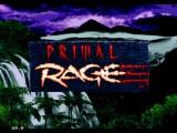 jaquette 32X Primal Rage