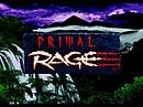 jaquette Megadrive 32X Primal Rage