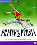 jaquette Mac Prince Of Persia 2