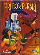 jaquette Amstrad CPC Prince Of Persia